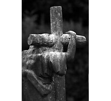 The Cross We Bare Photographic Print
