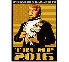Trump 2016 Photographic Print