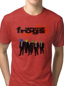 Reservoir Frogs Tri-blend T-Shirt