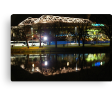 Arena For Modern-Day Gladiators Canvas Print