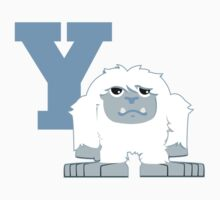 Y is for Yeti Kids Clothes