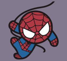 Crazy spider man Kids Tee
