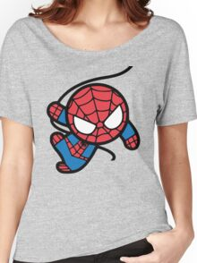 Crazy spider man Women's Relaxed Fit T-Shirt