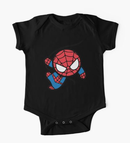 Crazy spider man One Piece - Short Sleeve