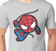 Crazy spider man Unisex T-Shirt