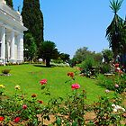 Achilleion's Palace Gardens by inglesina