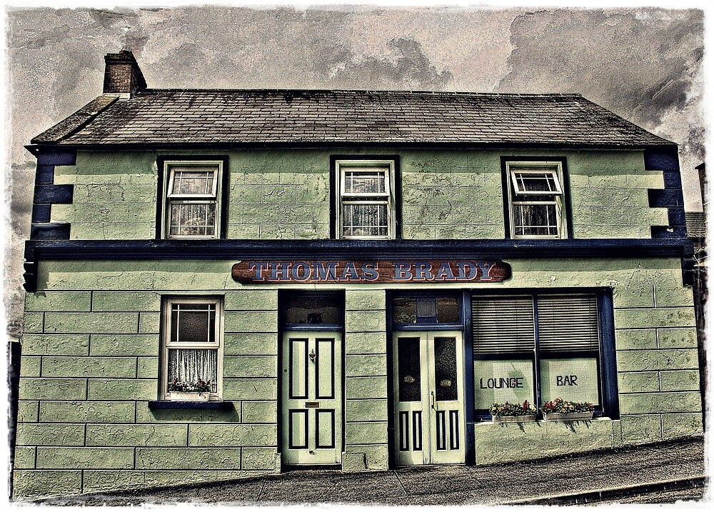 Brady's Bar by Julesrules