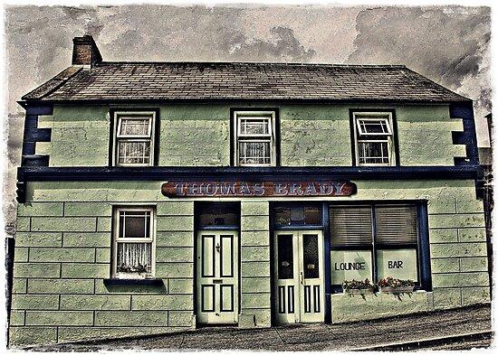 Brady's Bar by Julesrules