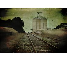 Curse Of The Scarecrow Photographic Print