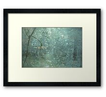 Delicate Growth (1) Framed Print