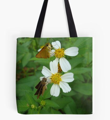 Two little skippers, sip, sip. Tote Bag
