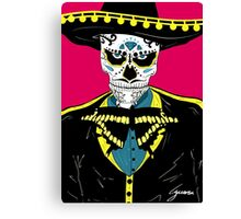Mexican Color Canvas Print