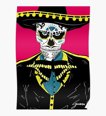 Mexican Color Poster