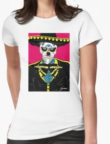 Mexican Color Womens Fitted T-Shirt