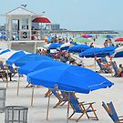 Clearwater Beach, FL by Margaret  Shark
