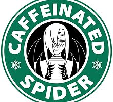 """Rachnera """"Caffeinated Spider"""" Logo by LoganAgle"""