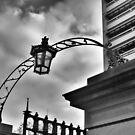 Street Lamp by Lynne Haselden