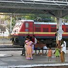 Bharatpur Train Station by Patricia127