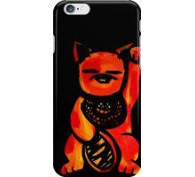 Original Lucky Cat iPhone Case/Skin