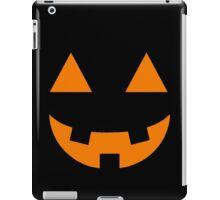 Jack O Lantern (alternate) iPad Case/Skin