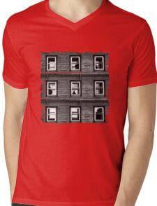 The Hideout Mens V-Neck T-Shirt