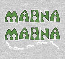 Mahna Mahna One Piece - Long Sleeve