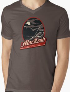 Highland Brew Mens V-Neck T-Shirt