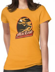 Highland Brew Womens Fitted T-Shirt