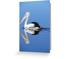 Two for One Greeting Card