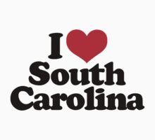 I Love South Carolina by iheart