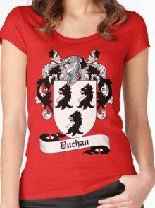 Buchan  Women's Fitted Scoop T-Shirt