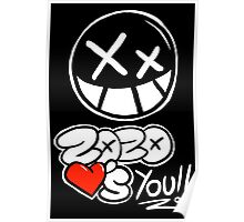 ZoZo <3's YOU!!! Poster