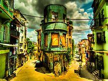 Balat - HDR by Kutay Photography