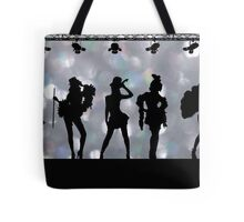 Welcome to Burlesque Tote Bag