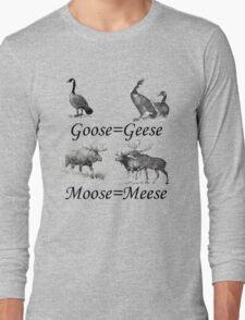 Moose Meese Long Sleeve T-Shirt