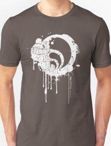 Distressed Logo Tee  T-Shirt