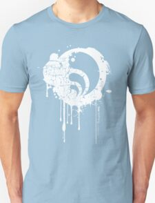Distressed Logo Tee  Unisex T-Shirt
