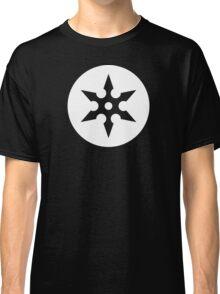 Ninja Shuriken Ideology Classic T-Shirt