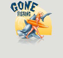 Gone Fishing Unisex T-Shirt