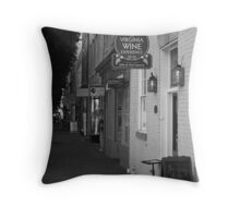 Old town feel Throw Pillow