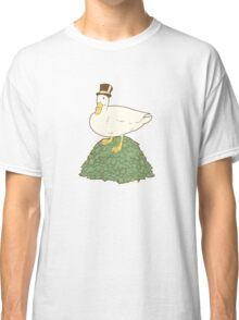 The Richest Duck In The World Classic T-Shirt