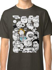Meme compilation Classic T-Shirt