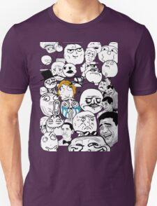 Meme compilation Unisex T-Shirt