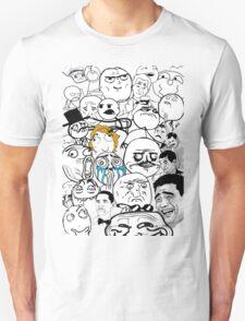 Meme compilation T-Shirt