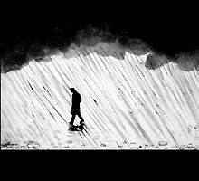 through the void - a selection of ink drawings  by Loui  Jover