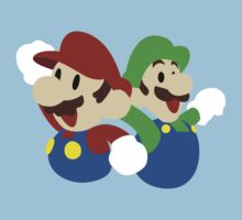 Mario and Luigi by RiskGambits