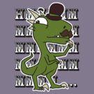 Meandering Raptor by Zekie