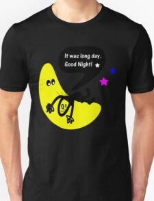 It was long day. Goodnight T-Shirt