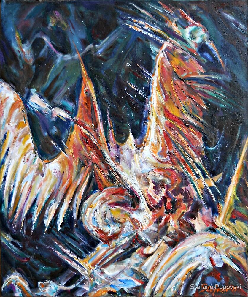 Firebird III by Stefano Popovski