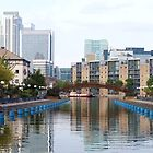 Canary Wharf  by Terry Senior